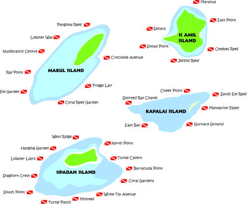 4 Island Map & Dive Side3