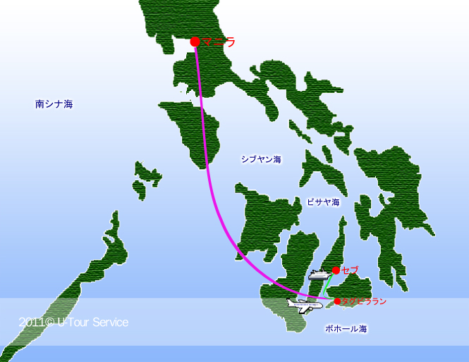 map_philippines_bohol